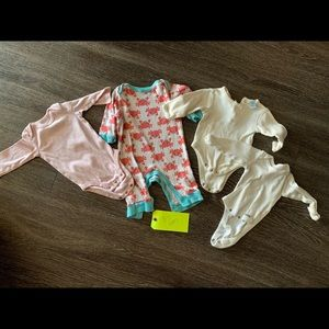 Baby girl Set (Size 0-3 Months)